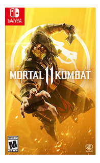 Juegos Nintendo Switch Mortal Kombat 11 World /u