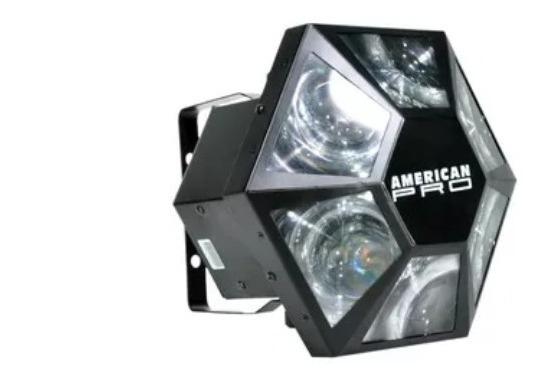 Efeito Luzes Led Isotec American Pro Lighting Dmx