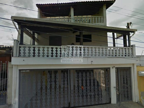 Imagem 1 de 30 de Sobrado Para Venda No Bairro Vila Sao Geraldo, 3 Dorm, 1 Suíte, 2 Vagas, 278 M - 181