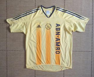 Camisa Original Ajax 2004/2005 Away