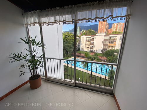 Apartamento El Poblado 5 Habitaciones, Parqueadero Doble