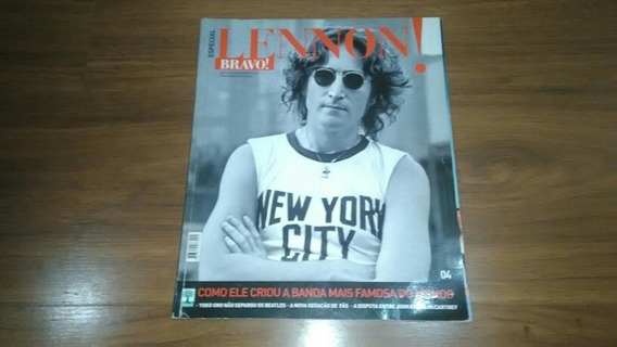 Revista Bravo Especial John Lennon