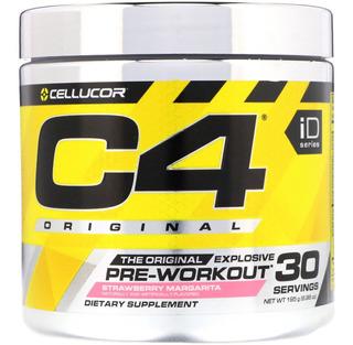 Pre Treino C4 Cellucor -100% Original Importado - 30 Doses