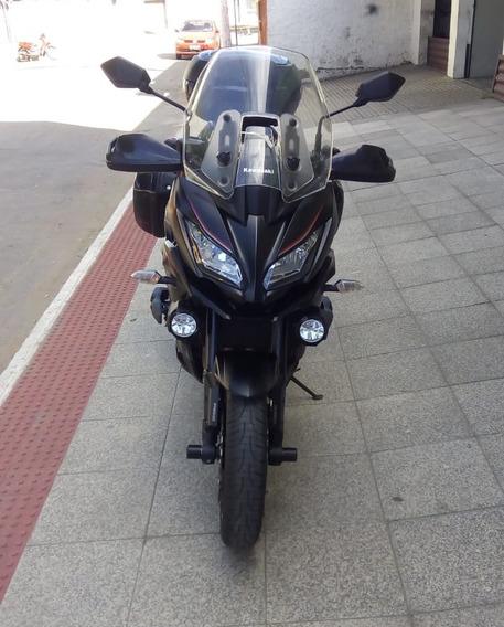 Kawasaki Versys 1000 Gtr (particular De Cliente)