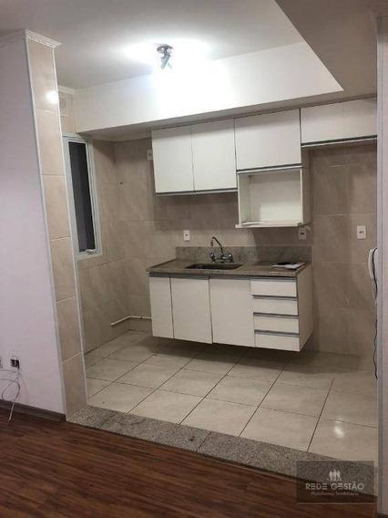 Apartamento A Venda Ou Aluguel No Tatuapécom 1 Dormitório À Venda Por R$ 500.000 - Vila Gomes Cardim - São Paulo/sp - Ap2237