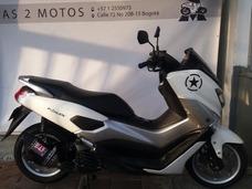 Yamaha N-max 160 10 Mil Kilometros - Como Nueva
