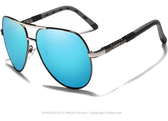 Óculos Com Proteção Uv400 Kingseven® Polarizado Origin. K725