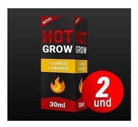 2 Gel Hotgrow - Desconto De 76% - Frete Gratuito!