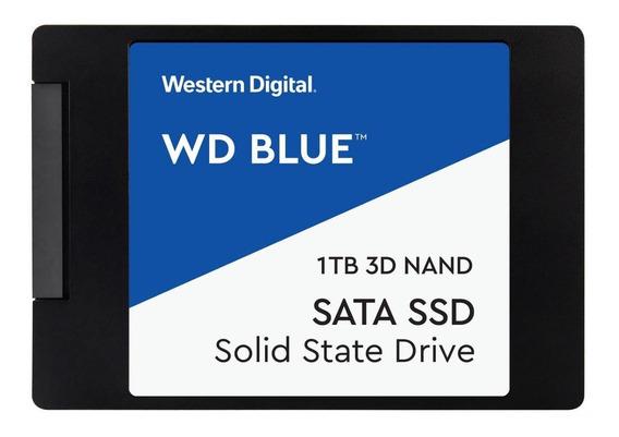 Ssd Wd Blue 3d Nand Ssd 2.5 1tb Sata 3