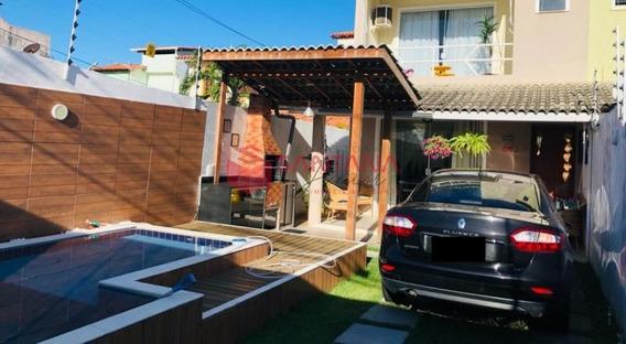 Linda Casa Próximo A Praia De Ipitanga, Lauro De Freitas - 93150108