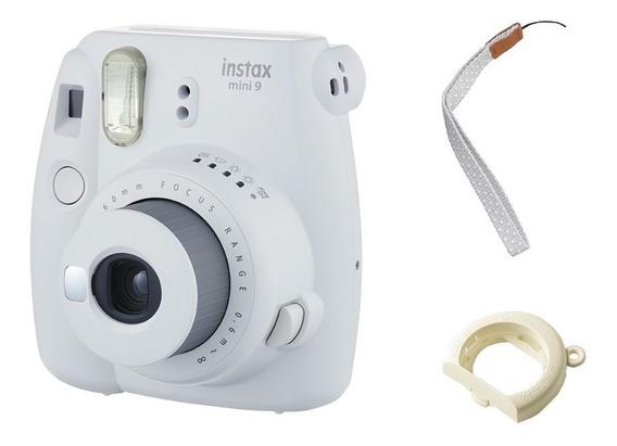 Câmera Instantânea Fujifilm Instax Mini Polaroid Modern Bran
