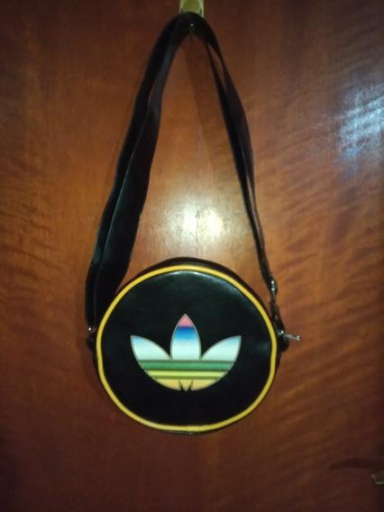 Cartera adidas Original Bandolera Con Estampa