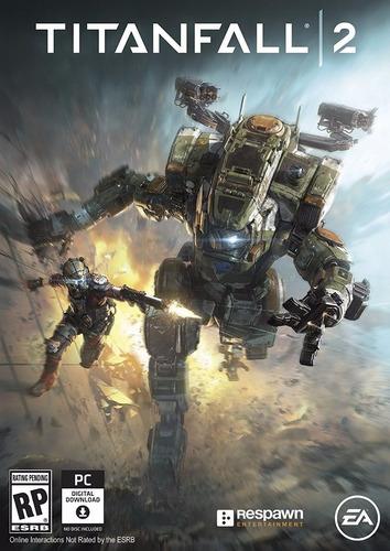Titanfall 2 Pc Original Cdkey Origin Español + Online