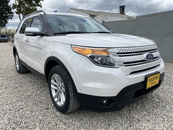 Ford Explorer Limited 4x4 At 3500cc 2015