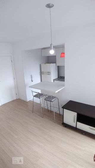 Apartamento Para Aluguel - Mooca, 1 Quarto, 39 - 893053084