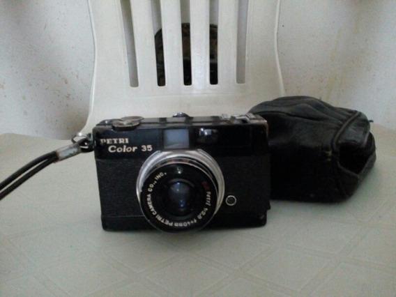 Máquina Fotográfica Petri
