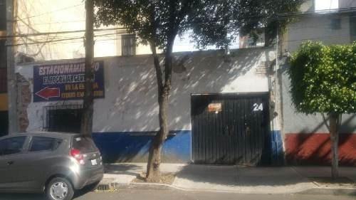 Terreno Regular En Venta En Cuauhtemoc, Colonia Algarin, Ciudad De México