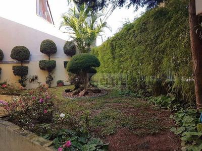 Sobrado Residencial À Venda, Vila Guiomar, Santo André. - So1061