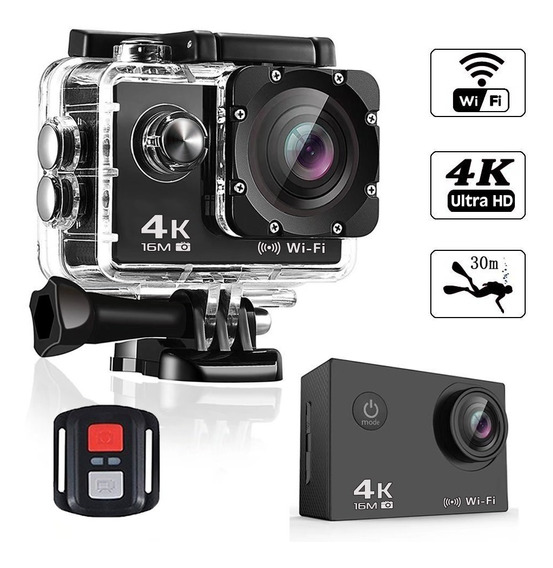 Promocao Gopro Hero 4 Estilo , 4k Wifi Ultra Hd