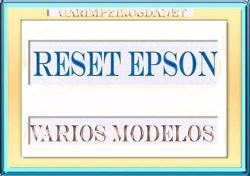Reset Epson Epson Xp-214