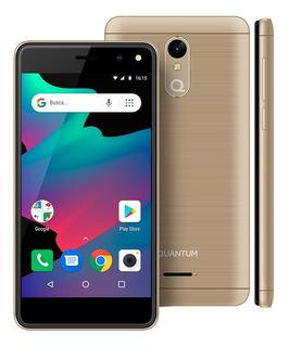 Celular Libre Quantum Five 32gb 2020 Android Go Dual Sim