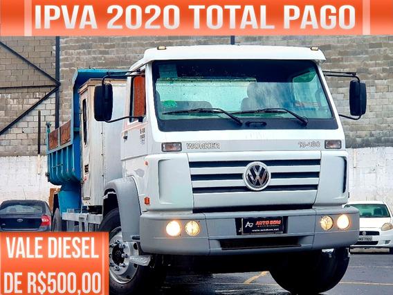 13-180 Worker Ipva 2020 Pago, Vale Diesel De R$500 2011 2012