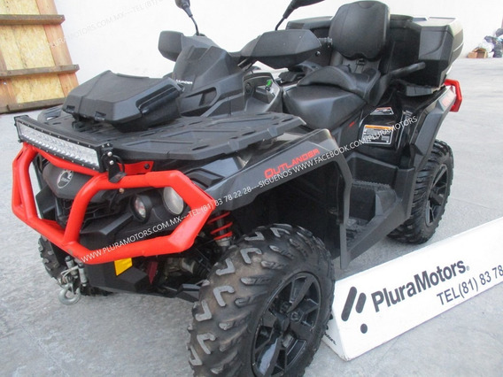 Can- Am Outlander 2019 650 Max Xt Automática $205,000
