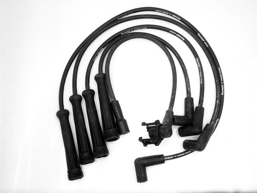 Cable Bujia Juego Renault Clio Rt 1.4 Energy