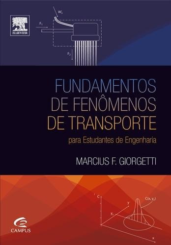 Fundamentos De Fenômenos De Transporte