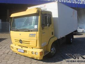 Mercedes-benz Mb 712 - Baú - Ano: 1999
