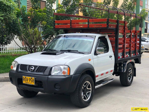 Nissan Frontier Np300 4x4 2500cc Tdi Aa Dh Fe