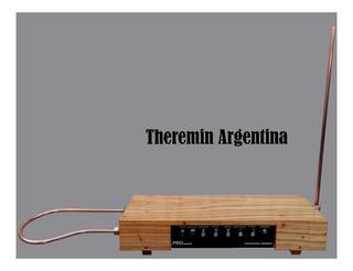 Theremin Pro Sound