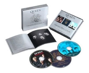 Cd Queen Greatest Hits 3 Night At Opera Jazz The Game Works