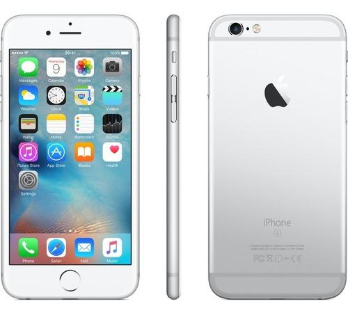 Usado - iPhone 6s 32gb Prateado + Brinde!