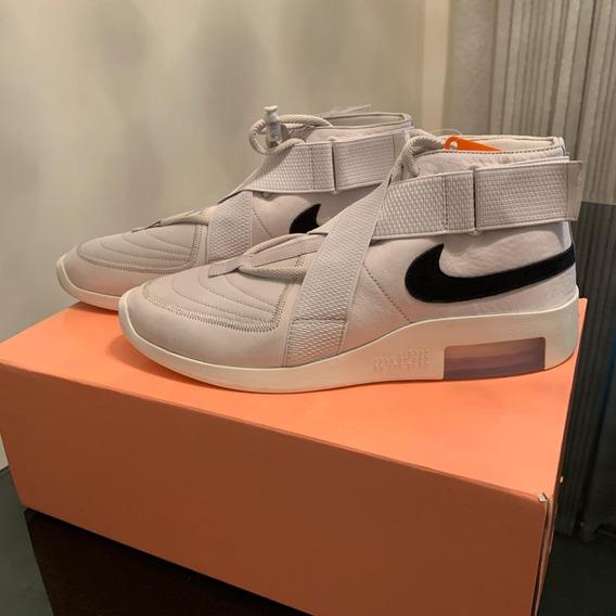 Tênis Nike Air Fear Of God Raid Light Bone - 8 Us / 39.5 Br