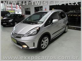 Honda Fit Twist 1.5 Flex Automatico - Ano 2013 - Bonito