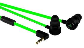 Auriculares Intrauditivos Juegos Música Analógicos V2 Razer