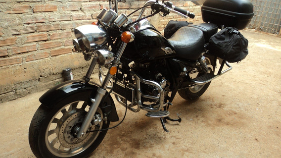 Vendo Choper Amc Speed Wing 200 Cc 2006 Al Dia Traspaso Incl