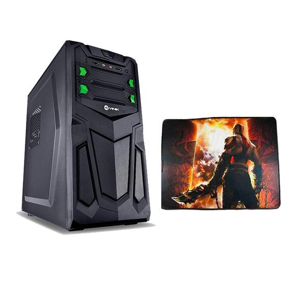 Pc Gamer I5 / 4gb / Hd 500gb + Mousepad De Brinde