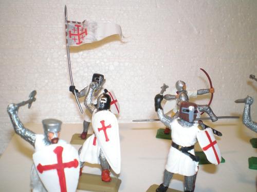 Imagen 1 de 4 de Soldados Cruzados  X 10