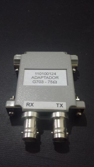 Adaptador Datacabos 110100124-g703-75ohms Bnc / Db25 Macho