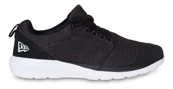 Tênis New Era Sneaker Preto Original