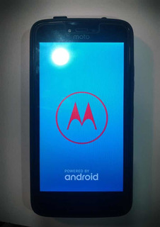 Motorola C Impecable+ Vidrio + Carcasa + Tarjeta 16 Gb