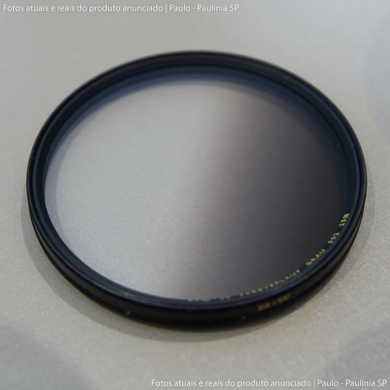 Filtro B+w Farbverlauf Grau 502 25% 77mm (original Usado)