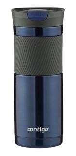 Vaso Termo Termico Contigo Original 20 Onzas 473 Ml En Azul