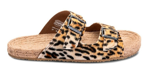 Sandalia Mujer Viking Leopardo Chimmy Churry