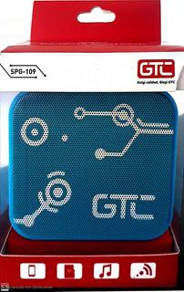 Parlante Portatil Gtc Bluetooth
