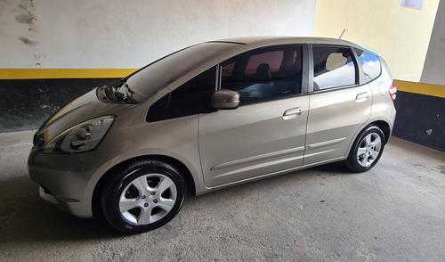Honda Fit 2012 1.4 Lxl Flex Aut. 5p