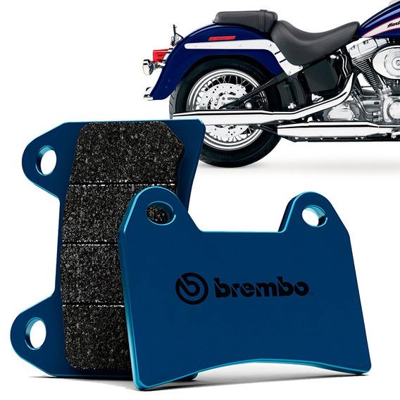 Pastilha Freio Traseira Dianteira Harley Softail 2000 A 2007