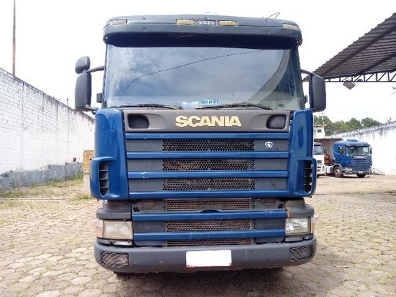 Scania 124 420 6x2 Único Dono 4 Unidades